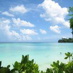 【グアム】キレイな海と真夏を感じる!
