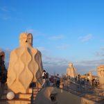 【スペイン】バルセロナでガウディ建築に魅了される|カサミラ