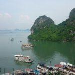 【ベトナム】世界遺産ハロン湾クルージング|in ハノイ