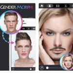 「別の性別だったらどんな顔?」を体験できるアプリ「GenderMorph(ジェンダーモーフ)」